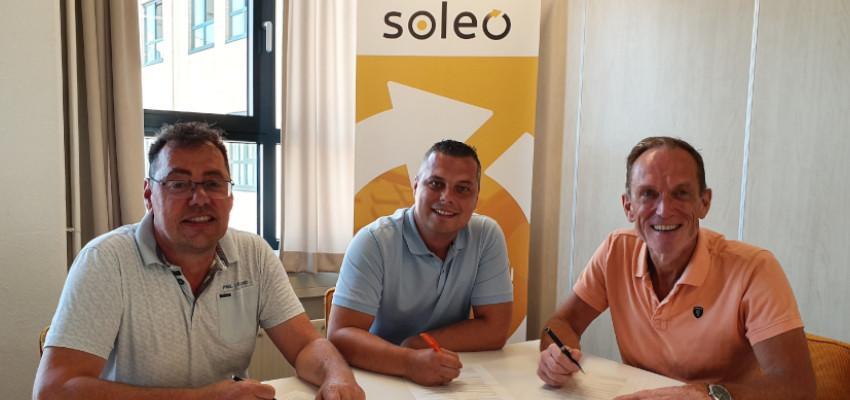 Samenwerking Soleo en AS Kwadraat
